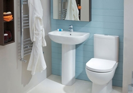 Renovating Small Bathroom Suites