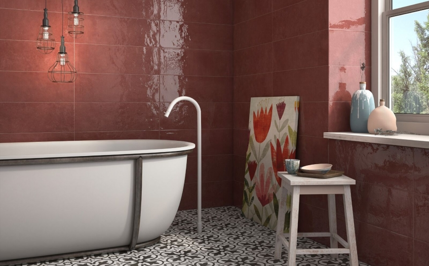 Best bathroom tiles in ireland for Bathroom ideas ireland