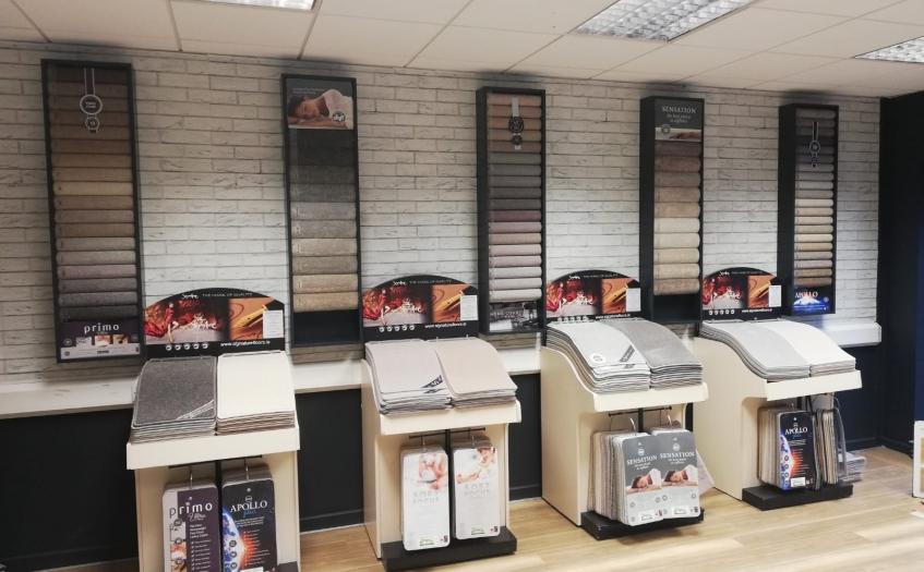 Luxury Carpet & Vinyl Showroom Now Open