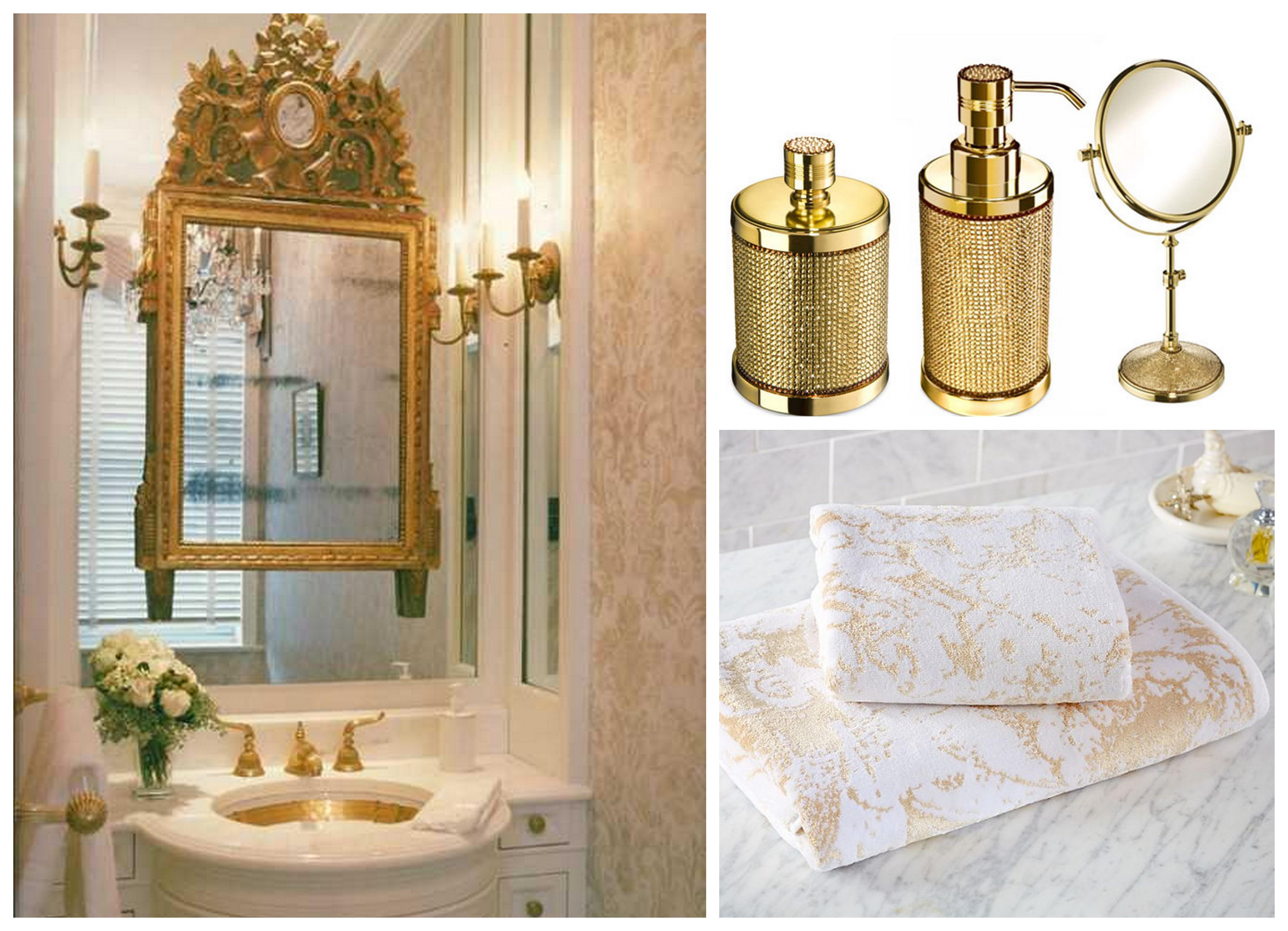 Desktop2 for Gold toilet accessories