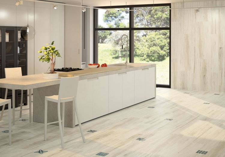 Want An Inexpensive Alternative To Real Wood Flooring Then Try Wood Effect Tiles