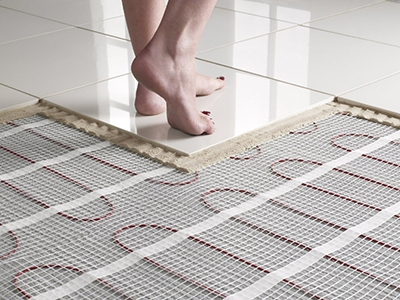 Choosing the Right Floor Tiles for Radiant Heating