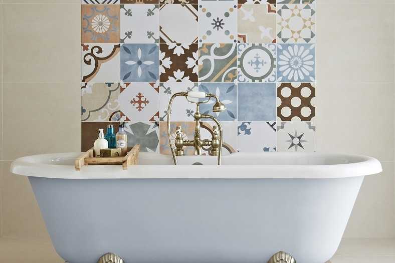 Beautiful Stamford Ceramic Tiles from House of Tiles