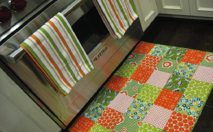Tired in the kitchen? Try anti-fatigue mats!
