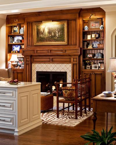 arabesque-tiles-fireplace