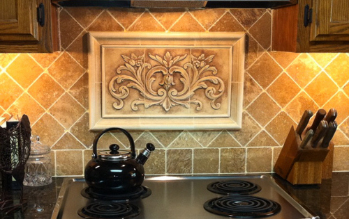 decorative tile inserts kitchen backsplash backsplash decorative tile kitchen 6227
