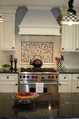 Make a statement with your backsplash