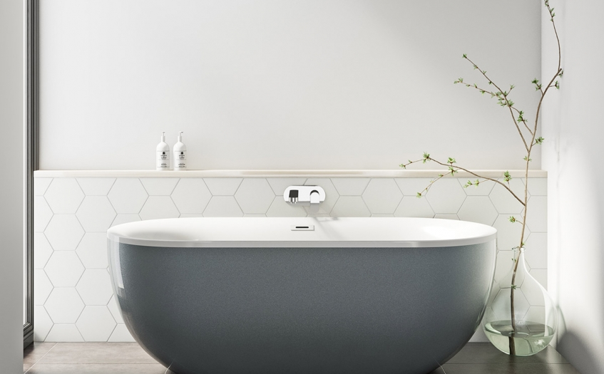 Gorgeous Baths Available at House of Tiles Ireland