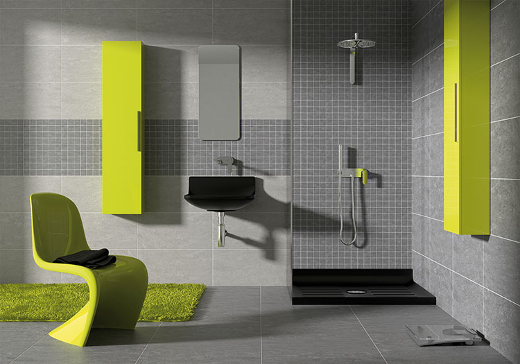 Fantastic New Porcelain Tiles From House of Tiles in Dublin