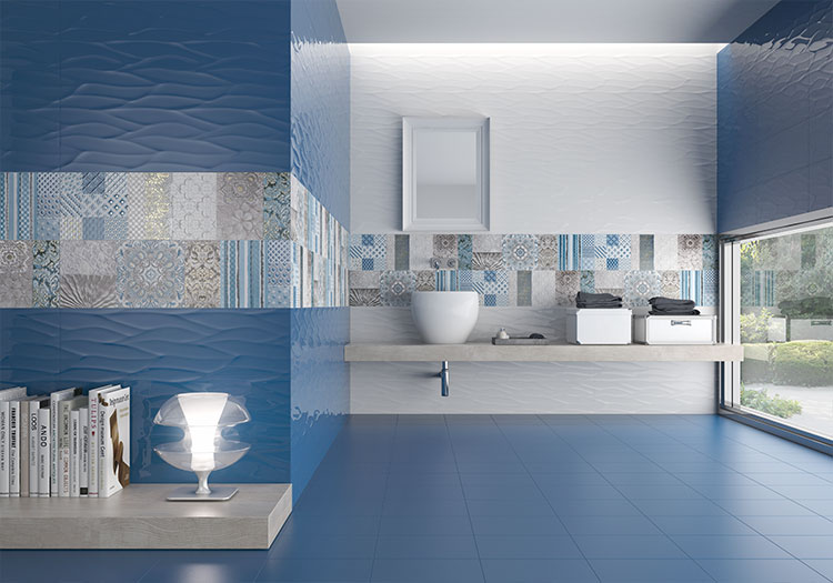 New Bold Tile Ideas