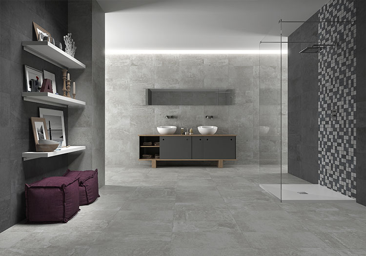 Advantages and disadvantages of flooring with porcelain tiles