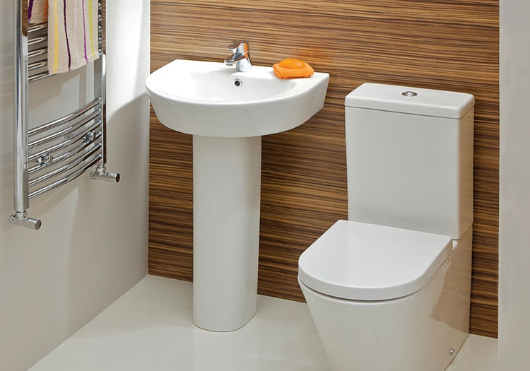 The Simplest Bathrooms in Dublin