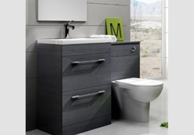 Brilliant Installing New Bathroom Cabinets Home Interior And Landscaping Ponolsignezvosmurscom