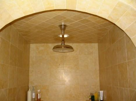 Blog 18 Feb 2015 Tips On How To Tile A Ceiling Tips On How To Tile A Ceiling Tiling A Ceiling With Ceramic Tiles Is Hard But Not Impossible A Completely Tiled Bathroom Will Look Finished And Will Be Much Easier To Maintain If You Are Doing It Yourself Here Are The