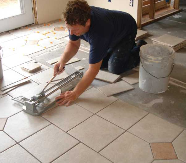 Difference between Porcelain and Ceramic Tile