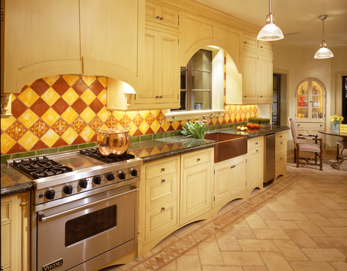 chevron-kitchen-floor-tiles