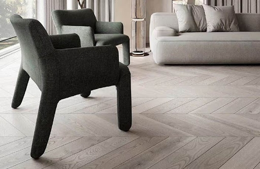 New: Chevron Tiles - Get Them While We Still Have Them!