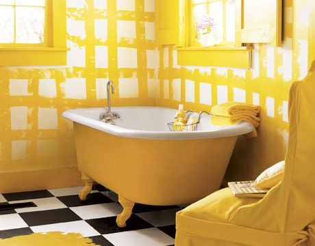 Why Shouldn't I Pick a Coloured Bath for my Bathroom Suite?