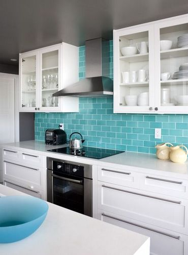 A new look for your kitchen backsplash