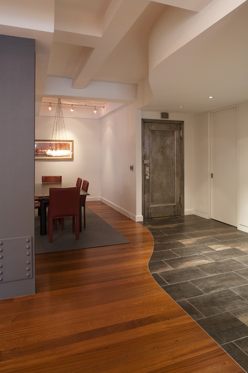 Two Types Of Floor How To Make The Transition
