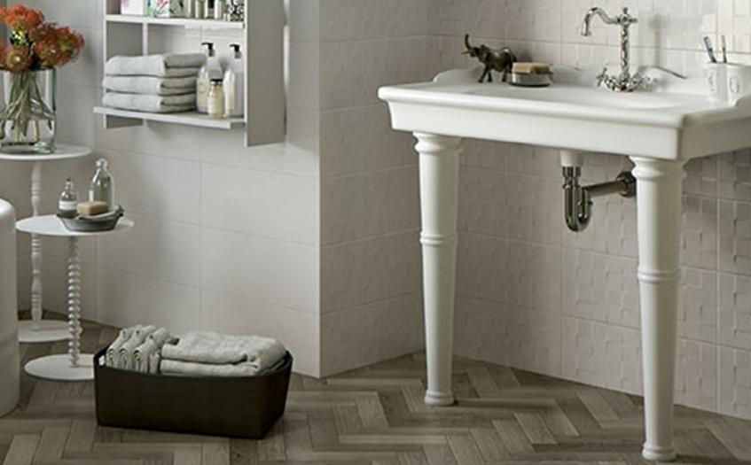Fauberg Tiles : The Look, Feel & Style of Real Wood Flooring