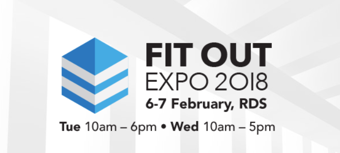 House of Tiles at the FIT OUT Expo 2018 at the RDS Arena, Dublin
