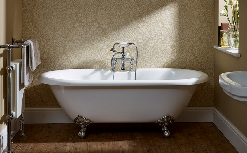 Contemporary Freestanding Baths - Offering a Touch of Affordable Class
