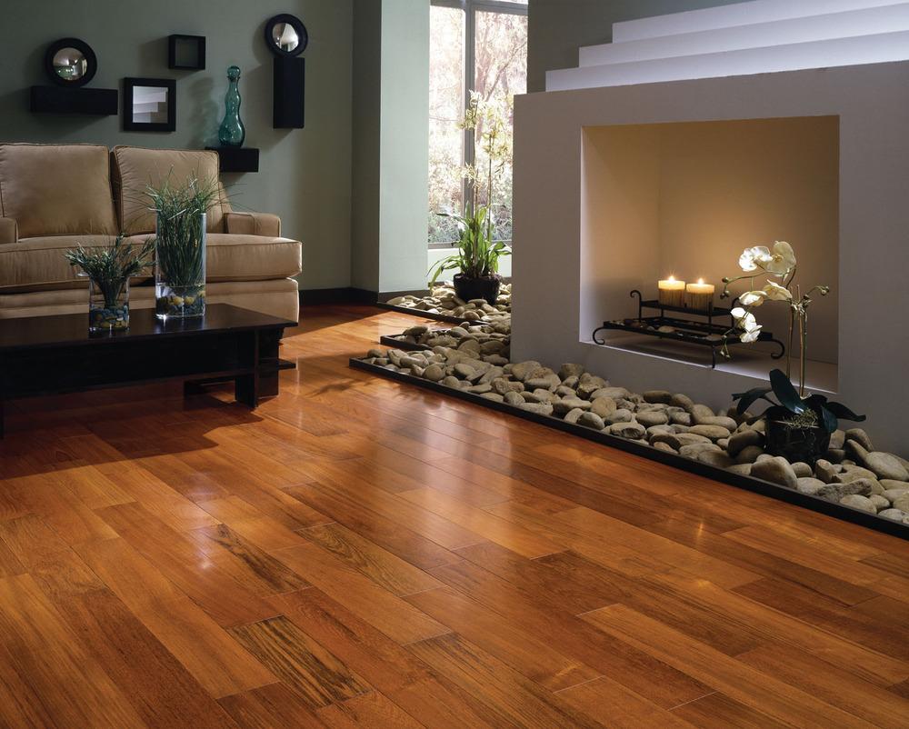 . Environmental advantages of Wood Floors