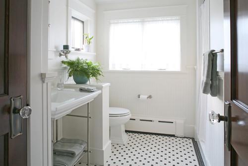 Beauty is in the details: hexagonal tiles