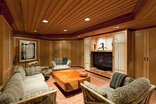 Hex Tiles Living Room 001