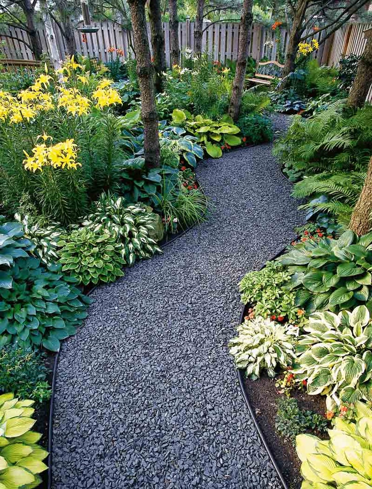 Types of pavement for your garden
