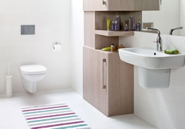 Choosing the Best Bathroom Cabinet Types