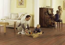 What is the latest in wood flooring in Ireland