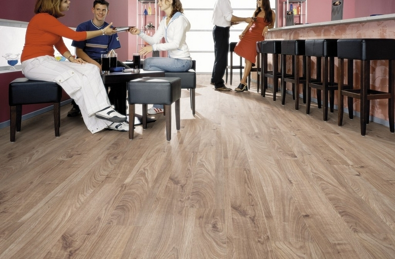 Quality Laminate Flooring From House of Tiles