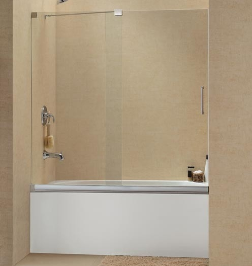 Bifold Shower Door Advantages in Small Homes