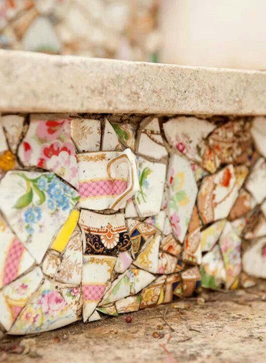 Tiles upcycling - Waste nothing!