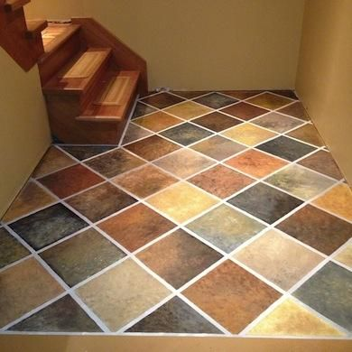 3 Stains on the natural stone tiles - how to get rid of them