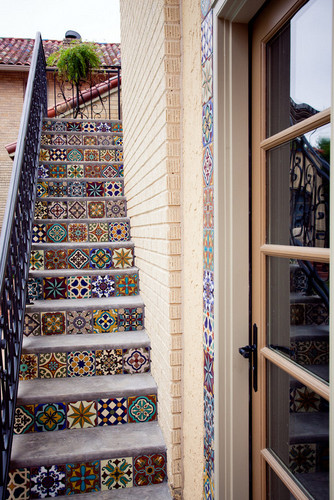 patchwork-stairs