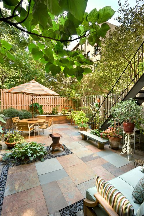 What tiles are best to cover your patio?