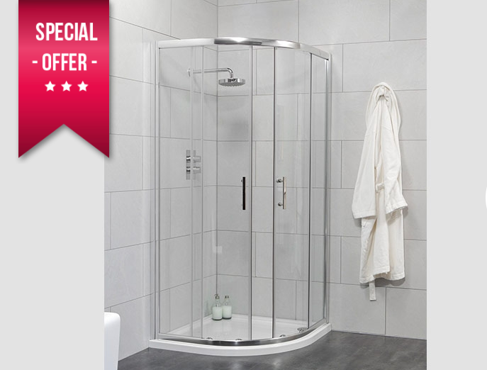 Quadrant Shower Doors in Dublin