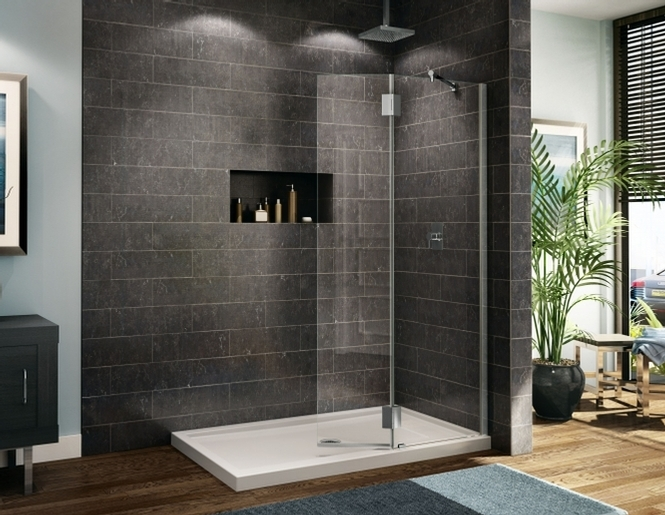 Space Friendly Shower Enclosures from House of Tiles