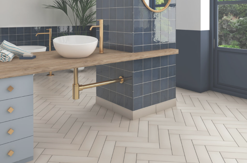 Introducing Attractive, Hard-Wearing Stromboli Tile
