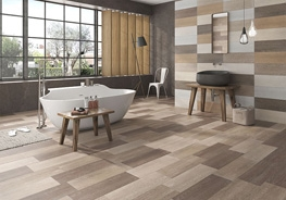 Choosing Ceramic and Porcelain Tiles Types