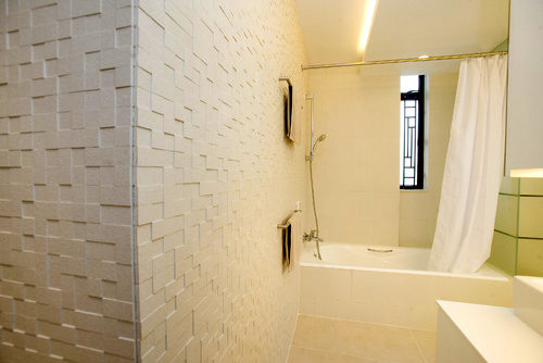 Using Tiles in Sanitary Works