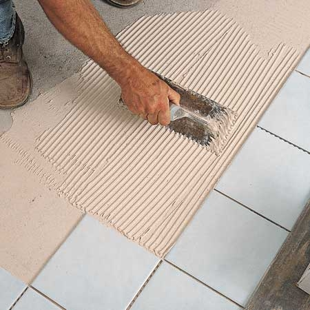 Creating a New Look With Ceramic Tiles