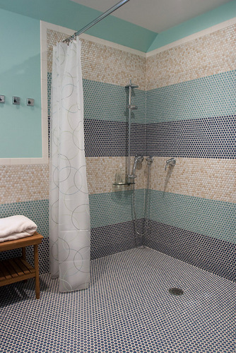 Ветряные комнаты, самые простые ванные комнаты