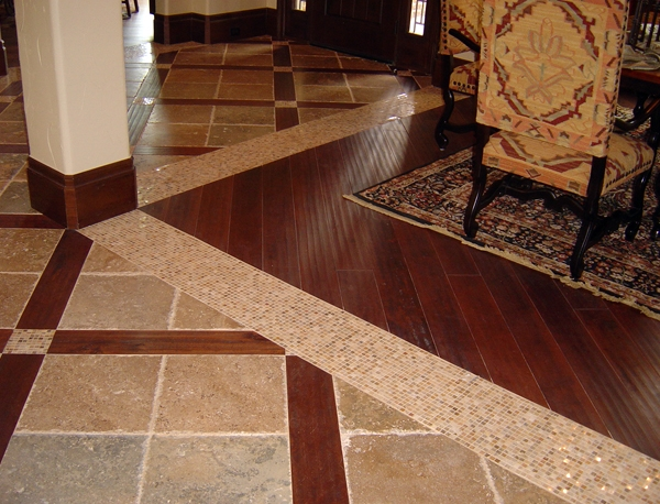 Wood tile2 for Homes with wood tile floors