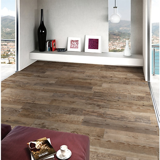 Versatile Wood Effect Tiles from House of Tiles